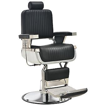 Hairdresser's chair Black 68×69×116 cm faux leather