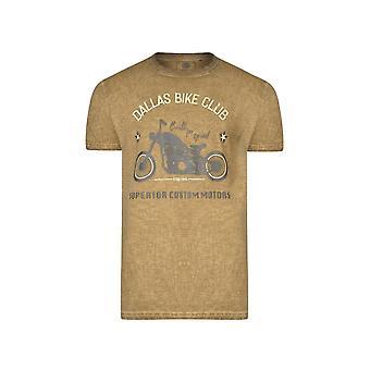 KAM Jeanswear Dallas Bike Club T-Shirt