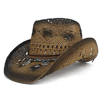 Retro-Stil, hohle Cowboy-Hut