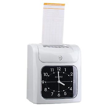 Electronic Employee Analogue Time Recorder Time Clock with Card Time Attendance Machine