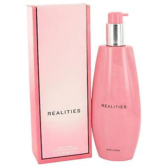 Realiteter (nye) Body Lotion Af Liz Claiborne 6,8 ounce Body Lotion