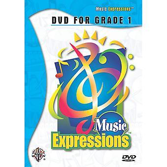 Musikausdrücke Klasse 1: DVD -