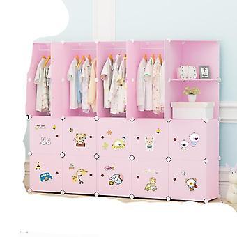 Garderober for barn