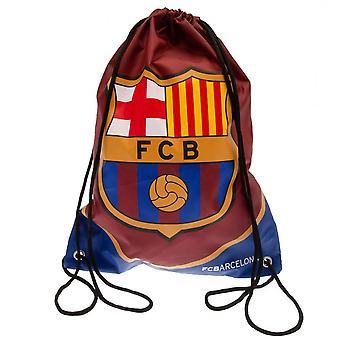 FC Barcelona Unisex aikuisten kiristysnyöri laukku