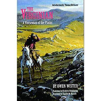 Virginian - Owen Wisterin tasankojen ratsumies - 978080329736