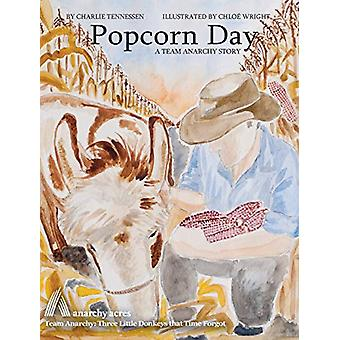 Popcorn Day by Charlie Tennessen - 9781732255845 Book
