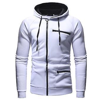 Male Workout Wear Running Jackets