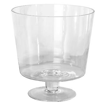 Footed Glass Bagatell Bolle | M&W