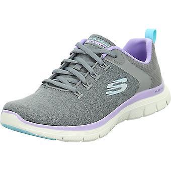 Skechers Flex ערעור 149307GRAY נעלי נשים אוניברסליות