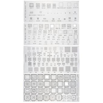 Universal Bga Schablone für Mtk Msm Samsung Huawei Xiaomi Ipad