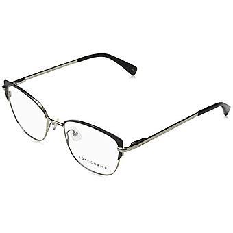 Longchamp LO2108, Metal Sunglasses Black Unisex Adult, Multicolored, Standard(1)