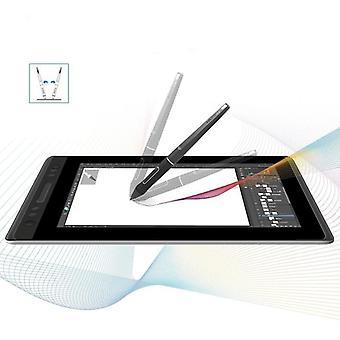 إمالة دعم بطارية خالية القلم الرسم الرسم شاشة العرض مع