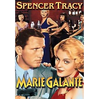 Marie Galante [DVD] USA import