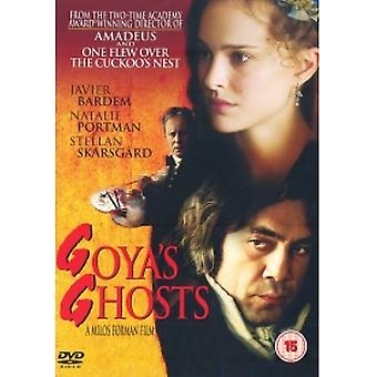 Goyas Duchy DVD