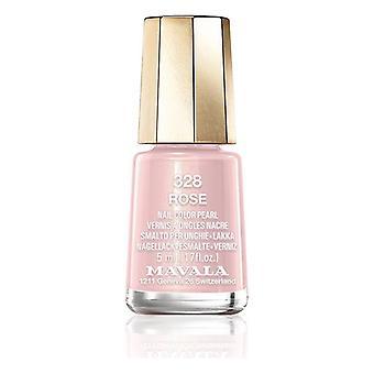 Nail polish Nail Color Mavala 328-rose (5 ml)