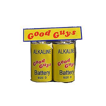 Good Guys Batteries Child's Play 2 Replica