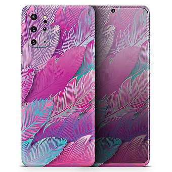 Spectral Vector Feathers - Skin-kit For The Samsung Galaxy S-series