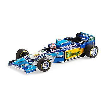 Renault Benetton B195 Johnny Herbert (Winner British GP 1995)