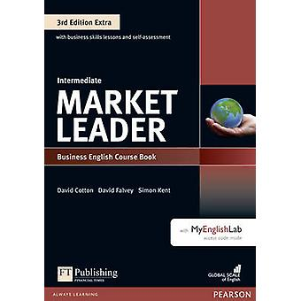 Market Leader 3rd Edition Extra Intermediate Coursebook with DVDROM Pack by ScottBarrett & Fiona