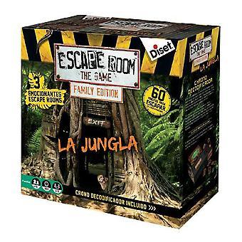 Set Escape Room Family Edition Diset Jungle (ES)