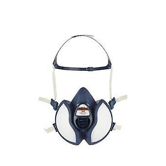 3M onderhoudvrij dubbel gelaadsmasker FFA2 (4255)