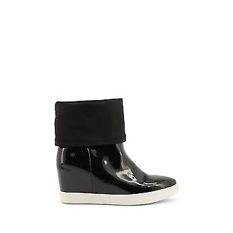 Roccobarocco - Sapatos - Botas de tornozelo - RBSC1JD01STD-NERO - Mulheres - Schwartz - EU 37