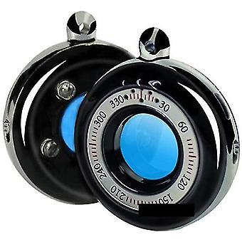 Mini rilevatore radar K100 Rilevatore di lenti da viaggio portatile Rilevatore di telecamere anti-spia Vibrazione anti-ladro