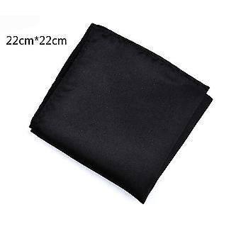 Unisex vierkante vormige zakformaat kleurrijke zakdoek