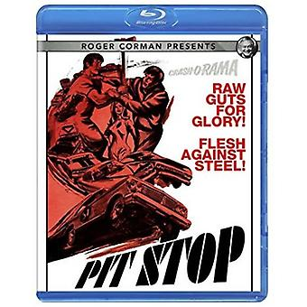 Pit Stop [BLU-RAY] USA import