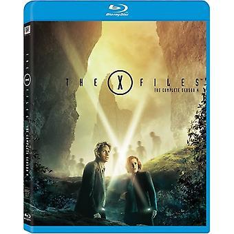X-Files: Gli S.U.A. completa stagione 4 [Blu-ray] importare