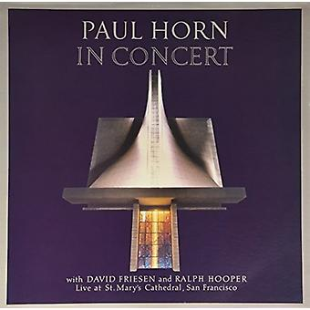 Paul Horn - In Concert: St. Marys Cathedral (S.F) [Vinyl] USA import