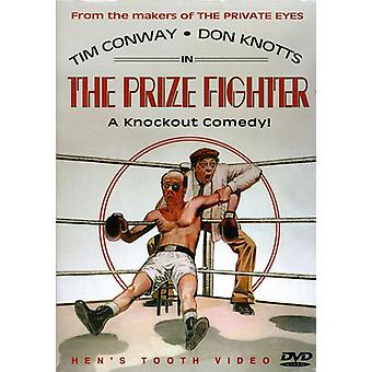 The Prize Fighter [DVD] USA import