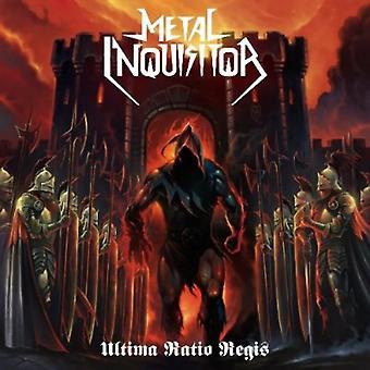 Metal Inquisitor - Ultima Ratio Regis [CD] USA import