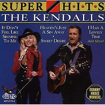 Kendalls - Super Hits [CD] USA importar
