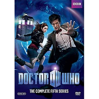 Doctor Who - Doctor Who : Importation USA série 5 [DVD]