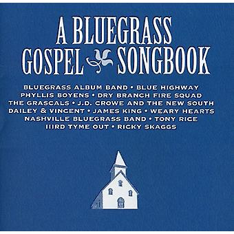Bluegrass Gospel Songbook - importation USA Bluegrass Gospel Songbook [CD]