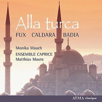フクス/バディア/Caldara - アラトゥルカ [CD] USA 輸入