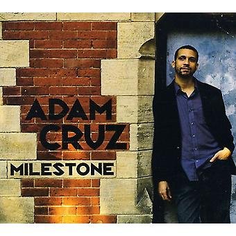 Adam Cruz - Milestone [CD] USA import