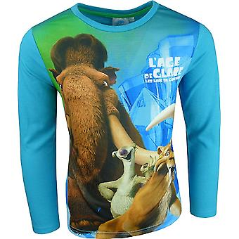 """Jungen Ice Age """"Alter De Glace 5"""" Boys Langarm Top / T-Shirt"""