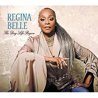 Regina Belle - importación de Estados Unidos día vida comenzó [CD]