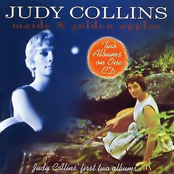 Judy Collins - Maids & Golden Apples [CD] USA import