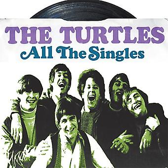 Turtles - All the Singles [CD] USA import