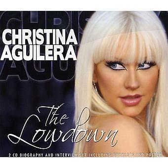 Christina Aguilera - Lowdown Unauthorized [CD] USA import