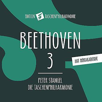 Beethoven / Die Taschenphilharmonie / Stangel - Beethoven 3: Eroica [CD] USA import