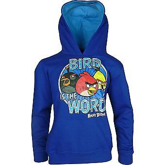 Angry Birds капюшоном толстовки / балахон