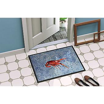 Carolines Treasures  8231-MAT Crawfish  Indoor or Outdoor Mat 18x27 8231 Doormat
