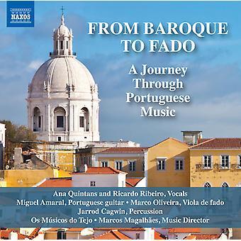 Bach*J.S. / Cantiga / Quintans - Traditional Fado [CD] USA import