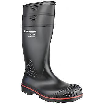 Dunlop Acifort Unisex Heavy Duty volledige veiligheid Wellington laarzen A442031
