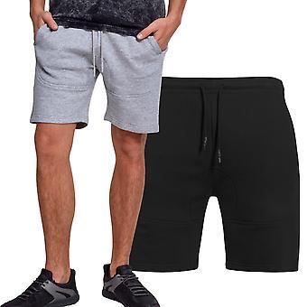 Urban Classics - BASIC Sports Freizeit Sweat Shorts