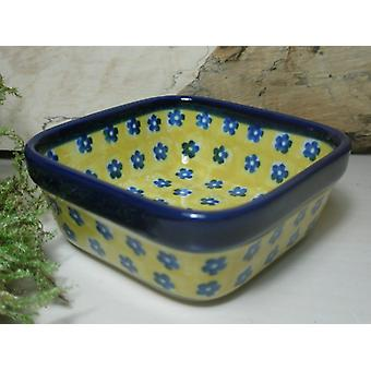 Square Bowl, 9.5 x 9.5 cm, height 4,5 cm, tradition 20 BSN 7575